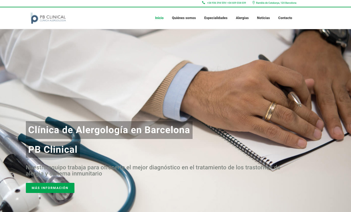nueva-web-clinica-alergologia-pb-clinical