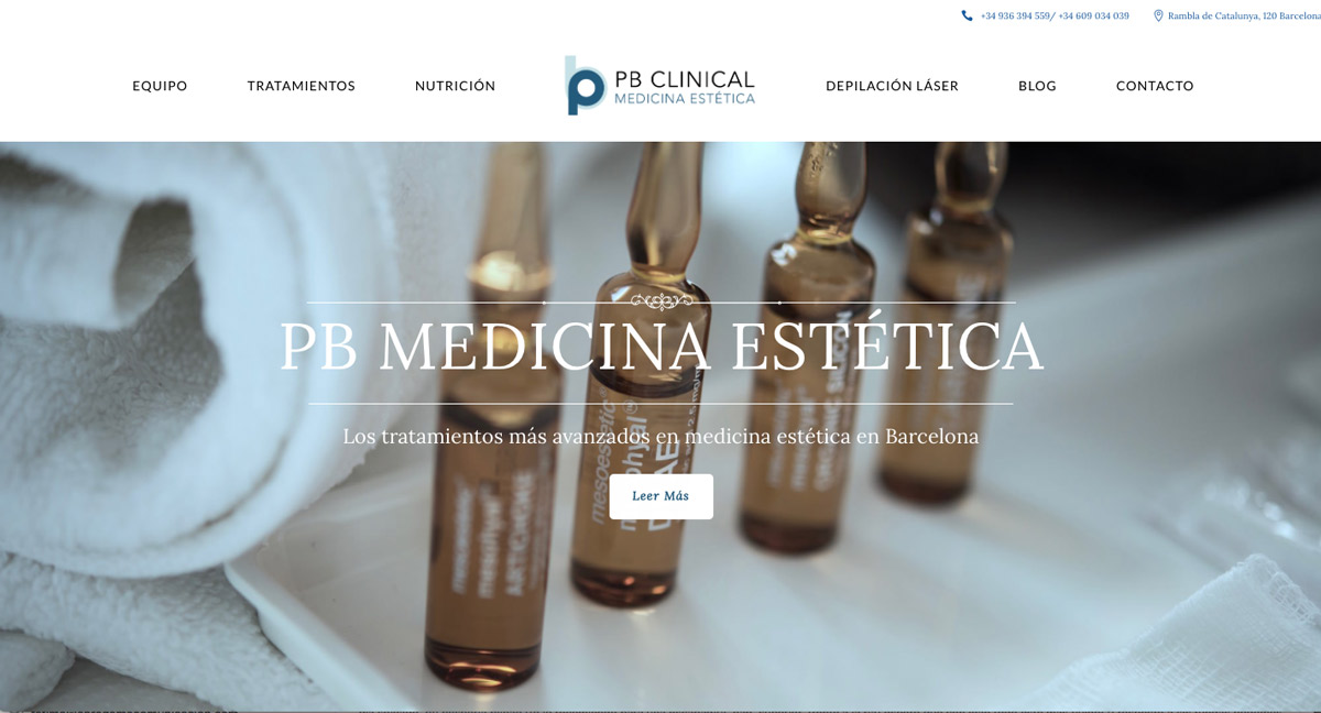nueva-web-medicina-estetica-pb-clinical