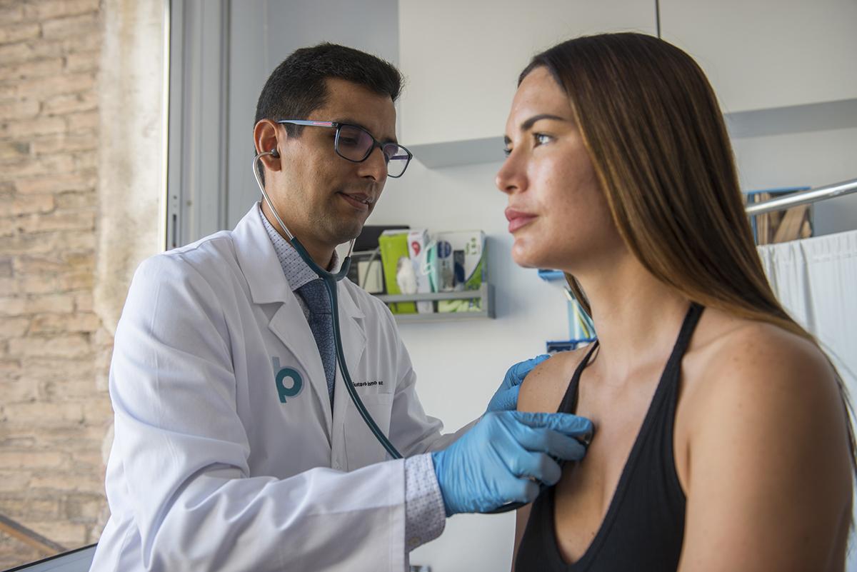 Alergias respiratorias en PB Clinical
